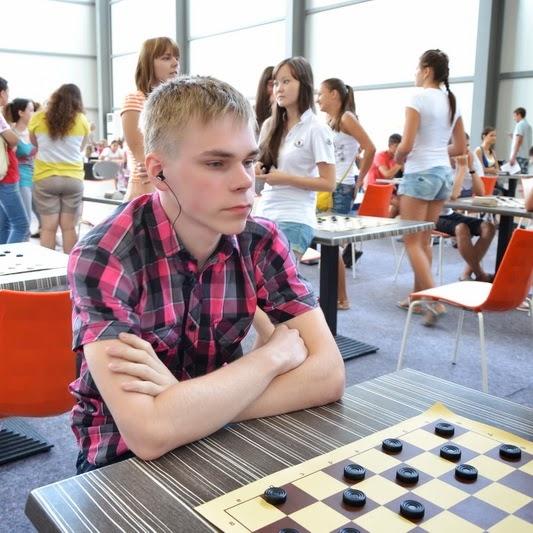 Иван Костионов - чемпион Москвы по блицу (100)